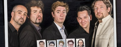 6/ Les Joyeux Urbains + Dany Buckton Trio
