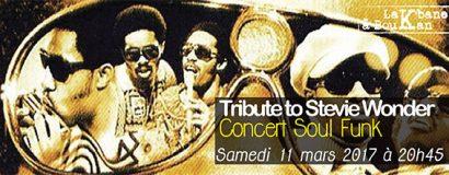 15/ Rooftop: Tribute to Stevie Wonder