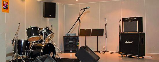 studio répétition yveline musique répet 78 batterie ampli micro guitare