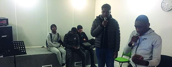 studio répétition équipé 78 yvelines atelier rap