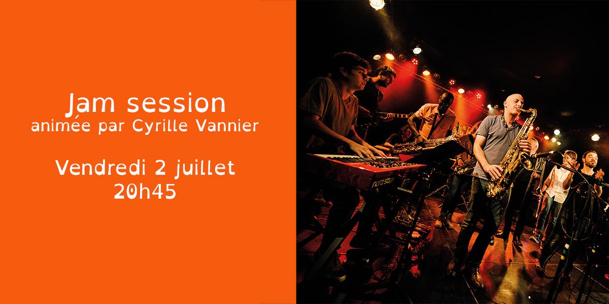 Jam session MJC LA Celle Saint cloud musique